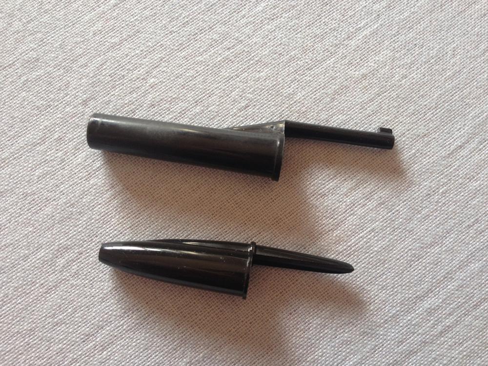 Pen Cap Handcuff Key