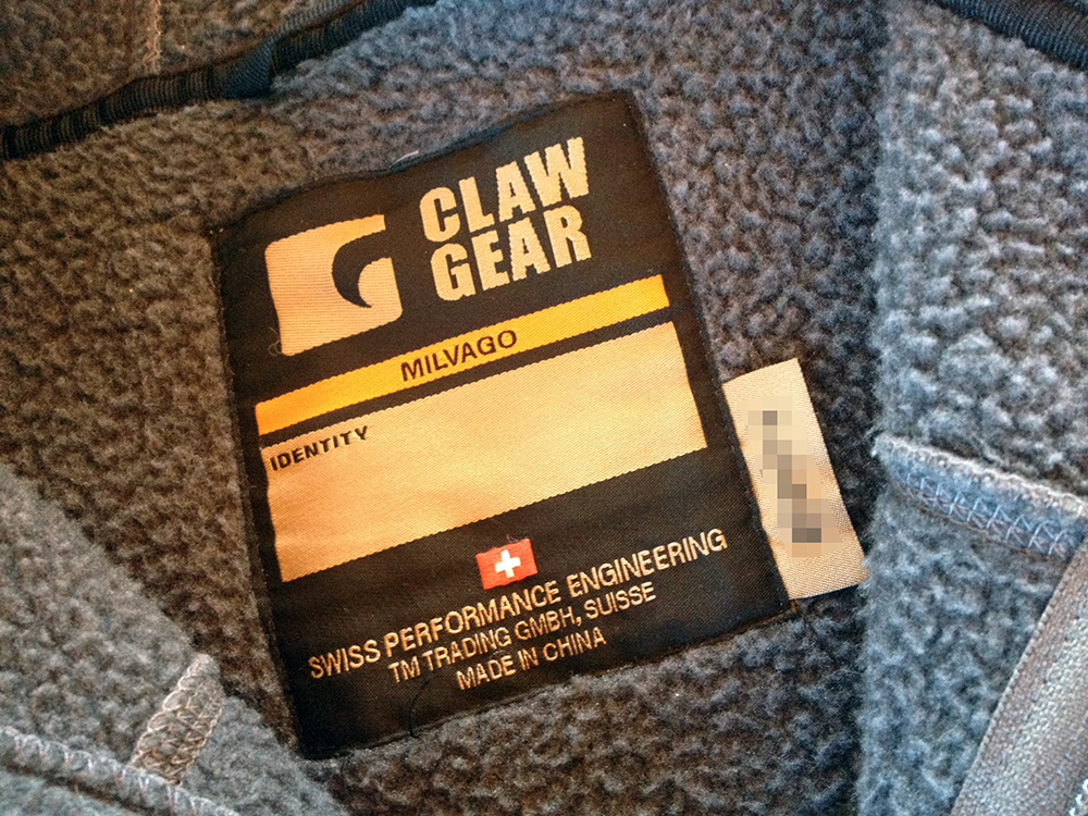 Claw Gear Milvago