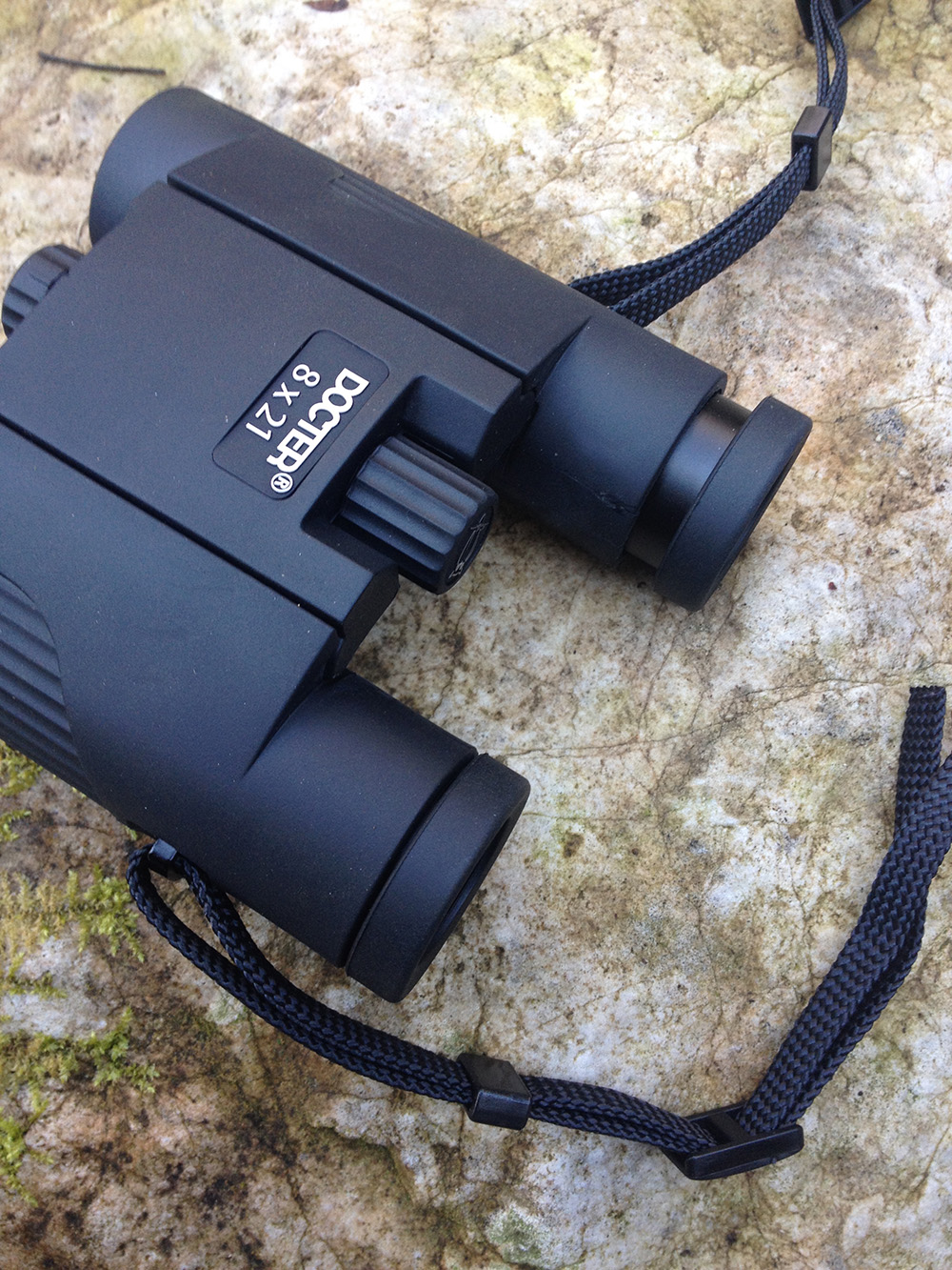 Docter compact 8x21