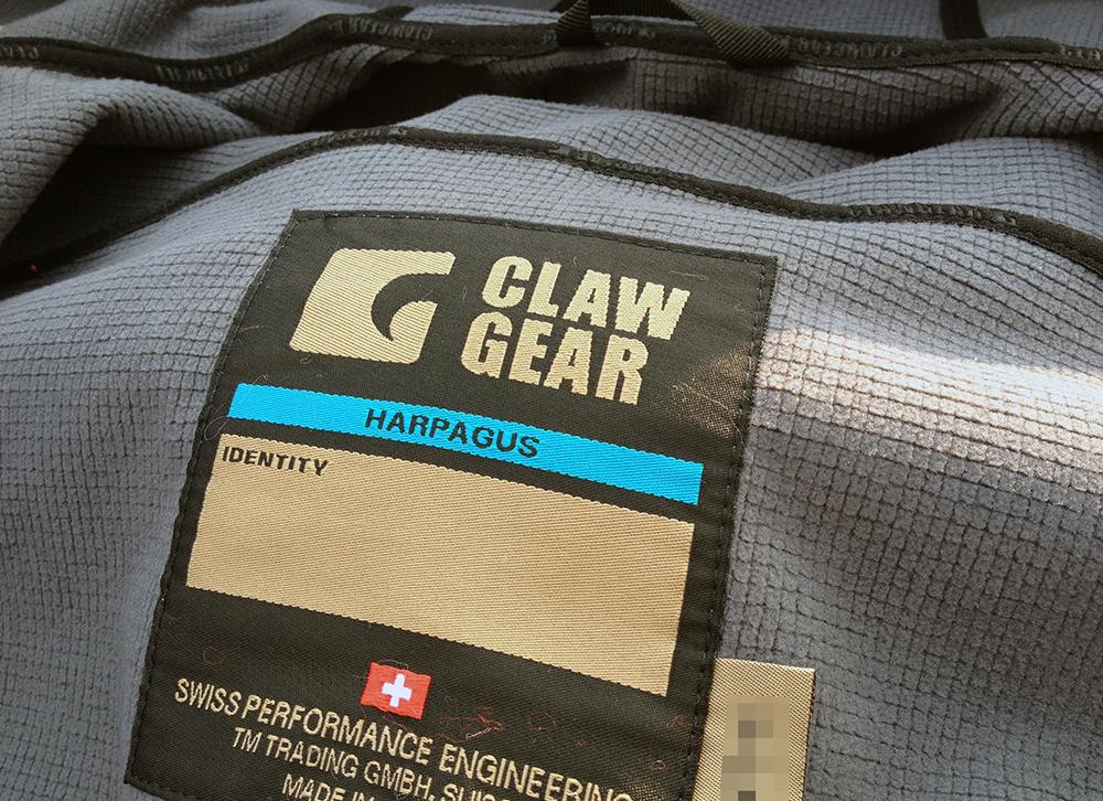 Claw Gear Harpagus