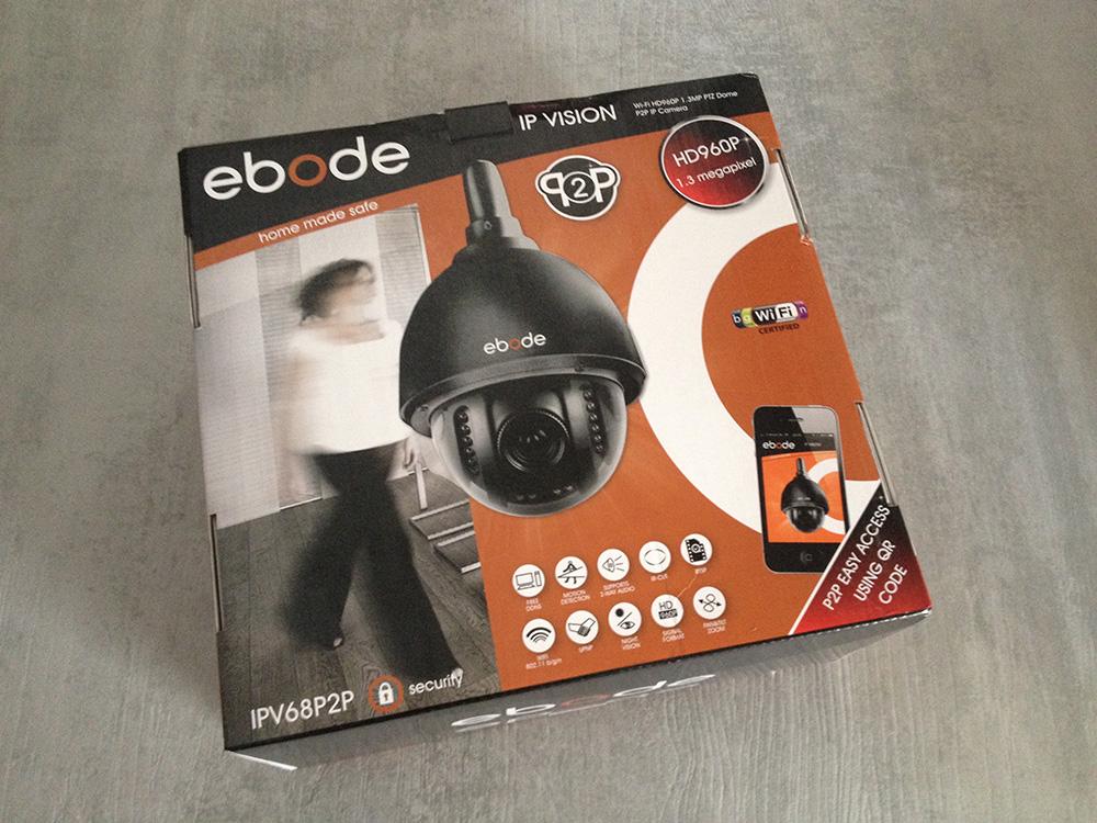 Ebode IP cam