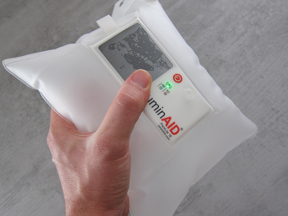 Luminaid packlite 16