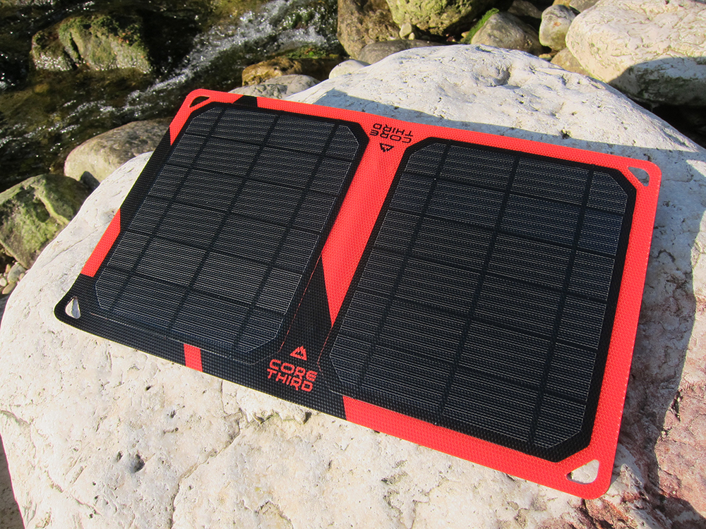 core third massai 10 solar panel