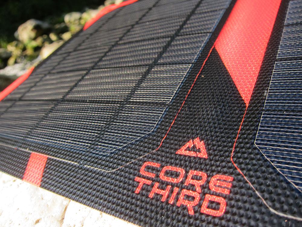 core third massai 10 solar panel